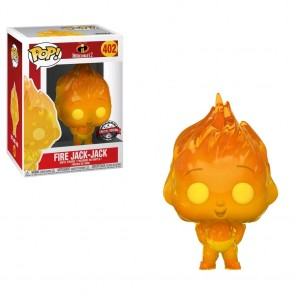 Incredibles 2 - Fire Jack-Jack US Exclusive Pop! Vinyl