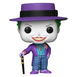 Batman 1989 - Joker with Hat Pop! Vinyl