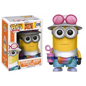 Despicable Me 3 - Jerry Tourist Pop! Vinyl