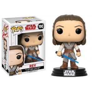 Star Wars - Rey Episode VIII The Last Jedi Pop! Vinyl