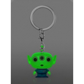 Toy Story 4 - Alien Glow US Exclusive Pocket Pop! Keychain