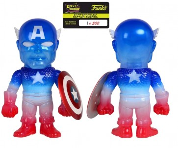 Captain America - Star-Spangled Captain America SDCC 2016 Exclusive Hikari