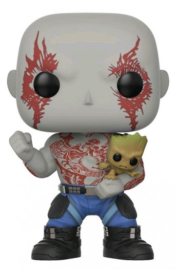 Guardians of the Galaxy: Vol. 2 - Drax with Groot US Exclusive Pop! Vinyl