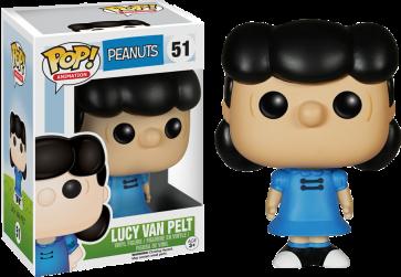 Peanuts - Lucy Van Pelt Pop! Vinyl Figure