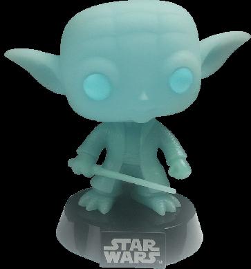 Star Wars - Yoda Force Spirit Pop! Vinyl Figure