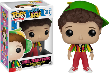 Saved by the Bell - Screech Pop! Vinyl Figure