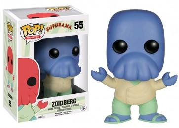 Futurama - Zoidberg Alternate Universe Blue Pop! Vinyl Figure