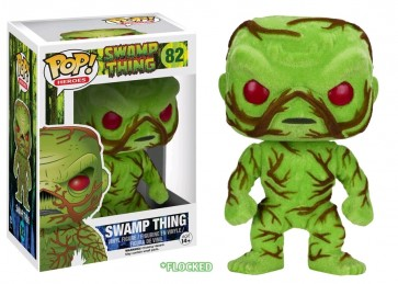 Swamp Thing - Swamp Thing Flocked Pop! Vinyl Figure