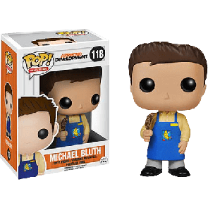 Arrested Development - Michael Bluth Banana Stand Pop! Vinyl Figure