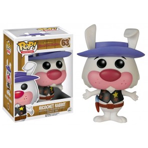 Hanna Barbera - Ricochet Rabbit Pop! Vinyl Figure