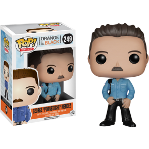 Orange is the New Black - Pornstache Pop! Vinyl Figure