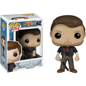Bioshock - Booker De Witt Pop! Vinyl Figure