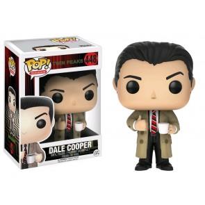 Twin Peaks - Dale Cooper Pop! Vinyl