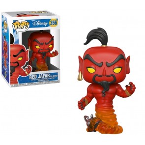Aladdin - Red Jafar as Genie Pop! Vinyl