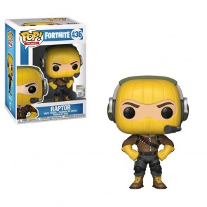 Fortnite - Raptor Pop! Vinyl