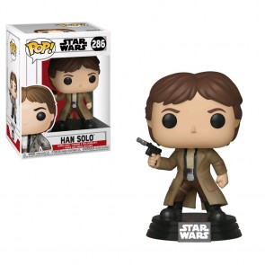 Star Wars - Han Solo Endor Pop! Vinyl