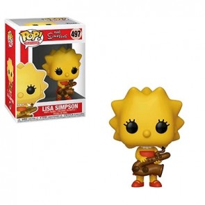 Simpsons - Lisa (Saxophone) Pop! Vinyl