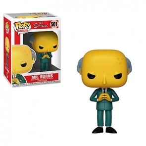 Simpsons - Mr Burns Pop! Vinyl
