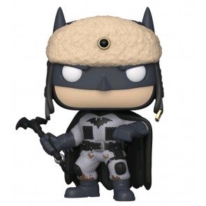Batman - Batman Red Son 80th Anniversary Pop! Vinyl
