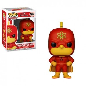 Simpsons - Homer (Radioactive Man) Pop! Vinyl