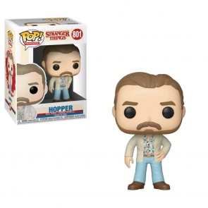 Stranger Things - Hopper Date Night Pop! Vinyl