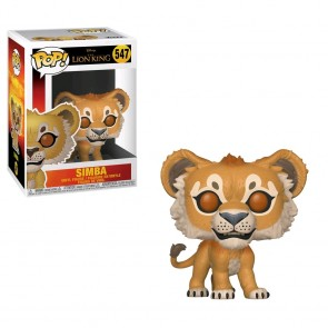 Lion King (2019) - Simba Pop! Vinyl