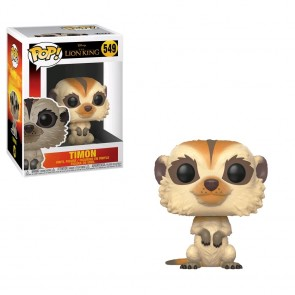 Lion King (2019) - Timon Pop! Vinyl