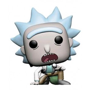 Rick and Morty - Get Schwifty Rick US Exclusive Pop! Vinyl