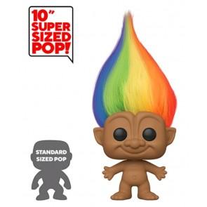 "Trolls - Rainbow Troll with Hair (with chase) 10"" Pop! Vinyl"