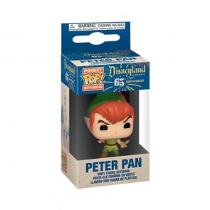 Disneyland 65th Anniversary - Peter Pan Pocket Pop! Keychain