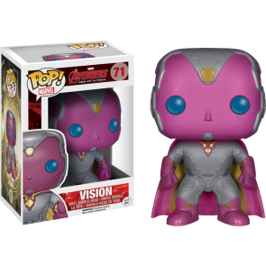 Avengers 2: Age of Ultron - Vision Pop! Vinyl Figure