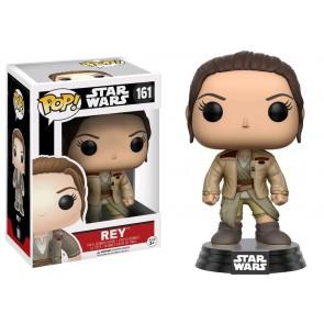 Star Wars - Rey in Finn's Jacket Episode VII The Force Awakens Pop! Vinyl