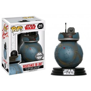 Star Wars - Resistance BB Unit Episode VIII US Exclusive Pop! Vinyl