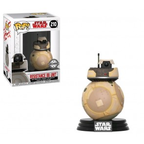 Star Wars - Resistance BB Unit Orange Episode VIII The Last Jedi US Exclusive Pop! Vinyl