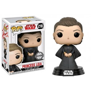 Star Wars - Princess Leia with Cloak Episode VIII The Last Jedi US Exclusive Pop! Vinyl