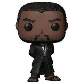 Black Panther - Black Panther Robe (Black) US Exclusive Pop! Vinyl