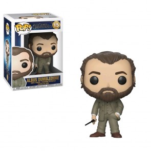 Fantastic Beasts 2: The Crimes of Grindelwald - Dumbledore Pop! Vinyl