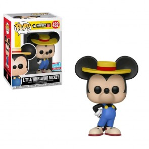Mickey Mouse - 90th Little Whirlwind Pop! Vinyl NYCC 2018