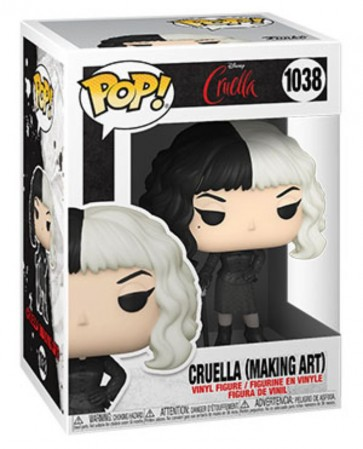 Cruella - Cruella (Making Art) Pop! Vinyl