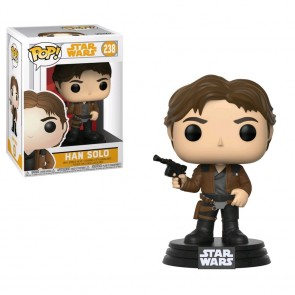Star Wars: Solo - Han Solo Pop! Vinyl