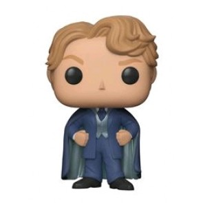 Harry Potter - Gilderoy Lockhart Blue Suit US Exclusive Pop! Vinyl