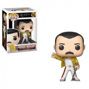 Queen - Freddie Mercury Wembley 1986 Pop! Vinyl