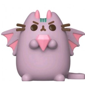 Pusheen - Dragonsheen with Gem US Exclusive Pop! Vinyl