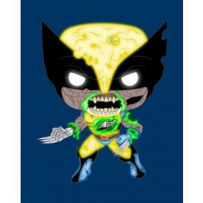 Marvel Zombies - Wolverine Glow US Exclusive Pop! Vinyl