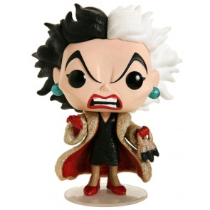 101 Dalmations - Cruella Diamond Glitter US Exclusive Pop! Vinyl