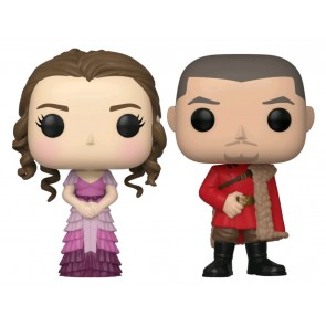 Harry Potter - Hermione & Krum (Yule) US Exclusive Pop! Vinyl 2-pack