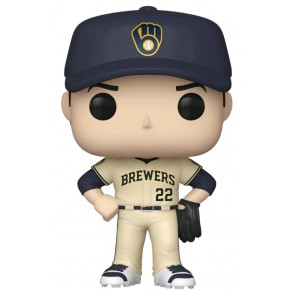 Major League Baseball: Brewers - Christian Yelich Pop! Vinyl
