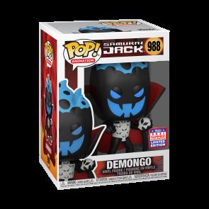 Samurai Jack - Demongo Pop! Vinyl SDCC 2021