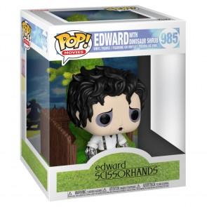 Edward Scissorhands - Edward & Dinosaur Hedge Pop! Deluxe
