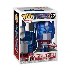 Transformers - Optimus Prime Metallic US Exclusive Pop! Vinyl